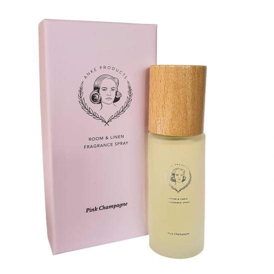 100ml Room and Linen Spray   Champagne