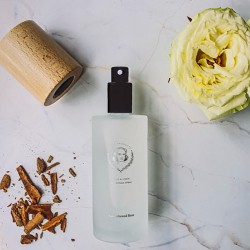 100ml Room and Linen Spray | Sandalwood and Rose