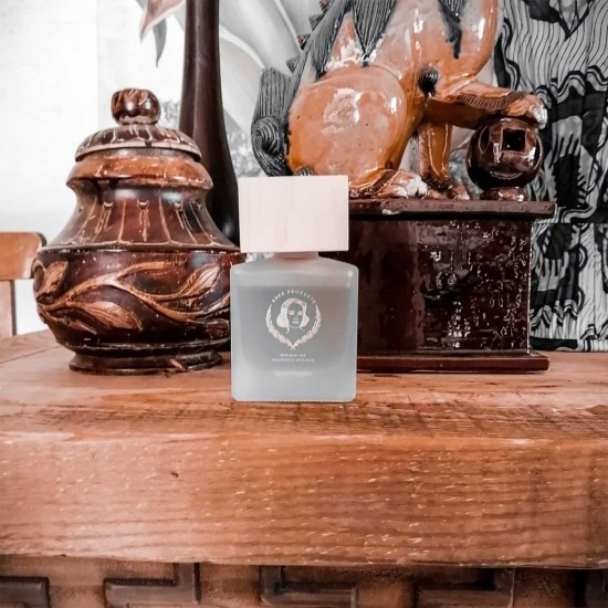 160ml Wooden Top Fragrance Diffuser | Sandalwood and Rose