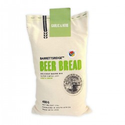 Beer Bread | Garlic and Herb
