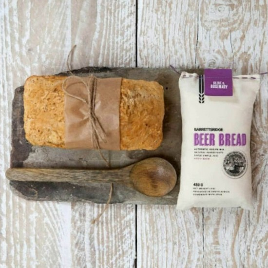Beer Bread | Olive and Rosemary