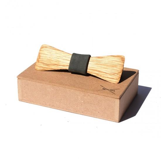 Timber Bow Tie | Oak