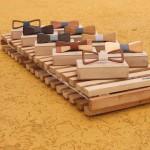Timber Bow Tie | American Walnut