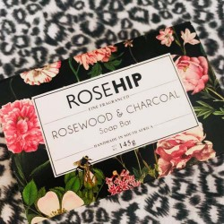 Handmade Soap | Rosewood and Charcoal