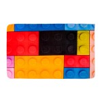Microfibre | Towel in a Bag |  Lego Tetris