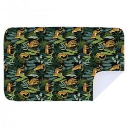 Beach Towel   XL   Black Panther