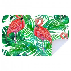 Beach Towel | XL | Flamingos