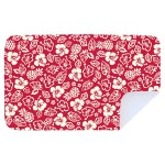 Beach Towel | XL | Hibiscus Red