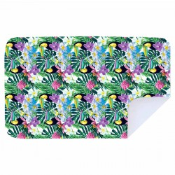 Beach Towel | XL | Colourful Toucan