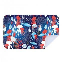 Quick Dry Towel | XL | Deep Blue Sea