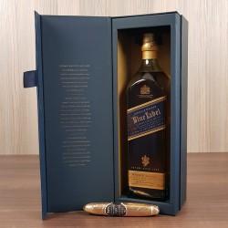 Johnnie Walker Blue Cigar Box