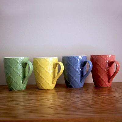 Elegant-chic Mug Set