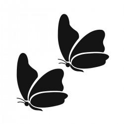 Butterflies | VINYL STICKER