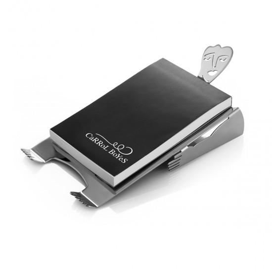 Notebook Holder | Let's Talk