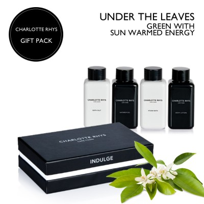 Indulge Travel Set | Under the Leaves