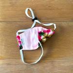 Tropical & Pink | Reversible Cotton Masks