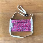 Grey Leopard Print & Pink Floral   Reversible Cotton Masks