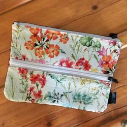 Mini iPad Bag | Floral