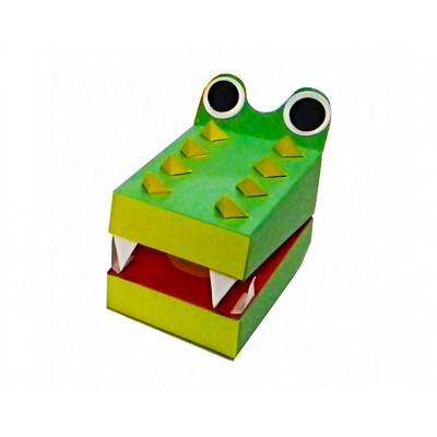 Crocodile Hand Puppet