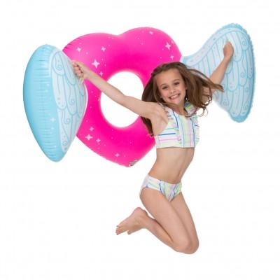Angel Heart Kiddo Pool Float