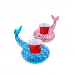 Beverage Boats   Mermaid Tail   2 pack
