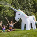 Giant Yard Sprinkler | Unicorn
