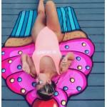 Beach Towel | Cupcake