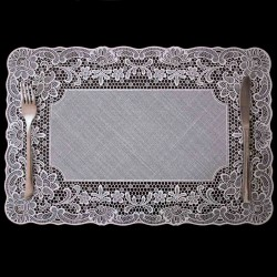 Tracey's Lacy Placemat | Pack of 4