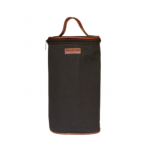 Canvas Wine Cooler Double | Charcoal