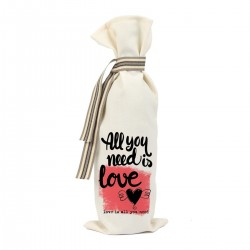 Wine Bag | All You Need Is Love