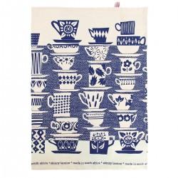 Tea Towel | Come to Tea | Blue
