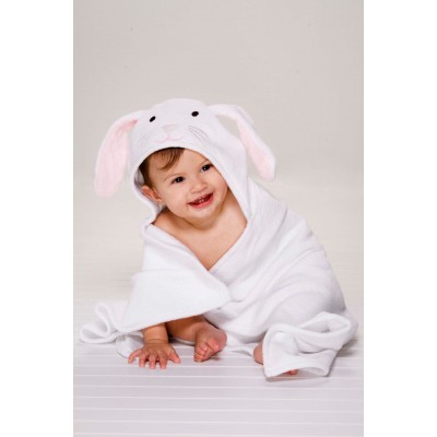 Bath Wrap | WHITE BUNNY
