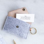 Card Holder Keyring | Recycled Plastic