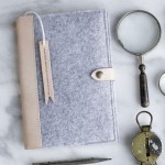 A5 Notebook Cover | Recycled Plastic