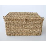 Set 3 | Seagrass Hampers with lids