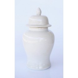 Ginger Jar XL | Cream