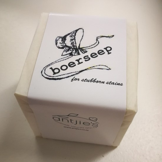 Boerseep   For Stubborn Stains