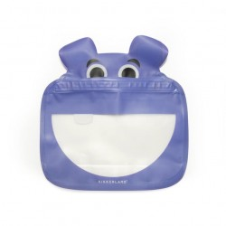 Hippo Zipper Bags