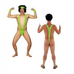 Green Borat Mankini