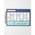 Weekly Planner & Gel Pen