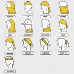 The Versatile Sports Buffs/Head Band