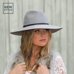 Celeste Hat | Grey