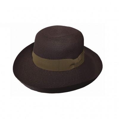 Gigi Hat   Brown