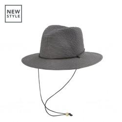 Callum Hat | Pewter Grey