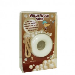 Willie Soap on a Rope ... Really!