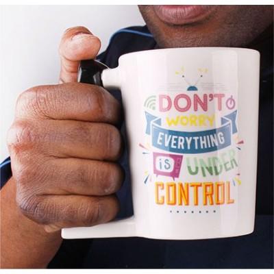A Remote Control Mug