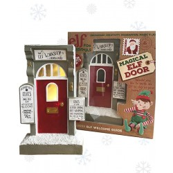 ELF Magical Light Up Door
