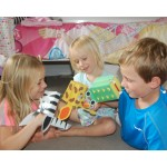 Hand Puppets WILD (Makes 4)