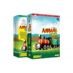 Animal Train Craft Kit