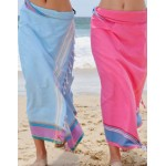 100% Cotton KIKOYS | Pink Blue or Green